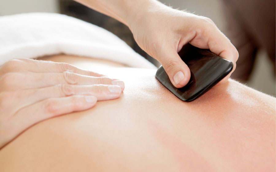 Gua-sha-treatment