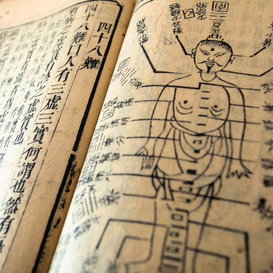 history of acupuncture